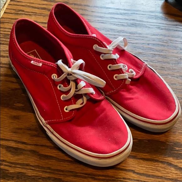 Vans Other - Red Vans
